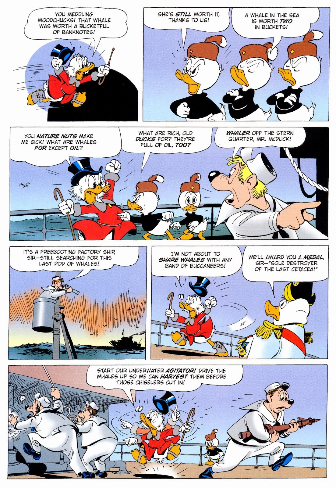 Uncle Scrooge (1953) Issue #331 #331 - English 38