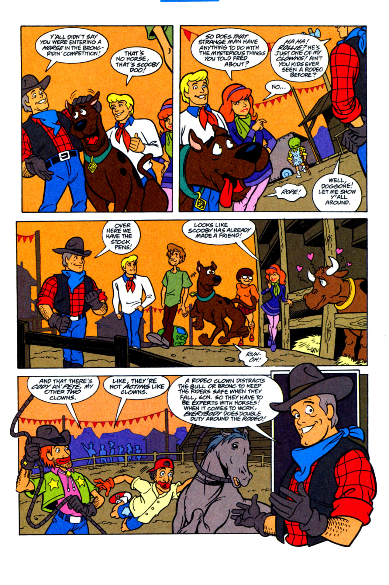 Read online Scooby-Doo (1997) comic -  Issue #15 - 4