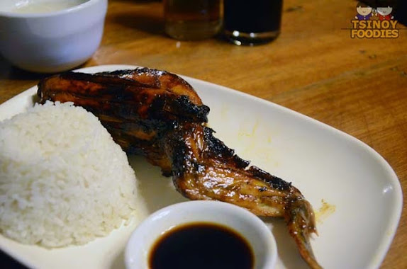 chicken inasal rice