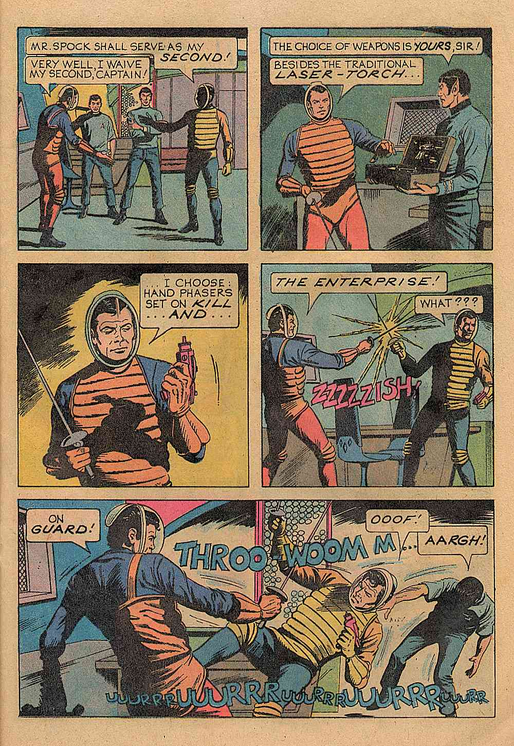 Star Trek (1967) Issue #33 #33 - English 16