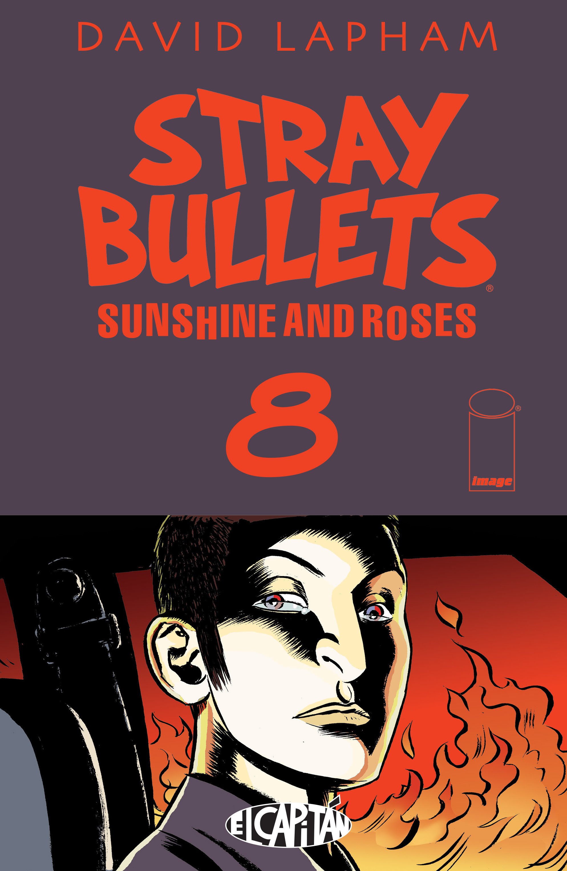 Read online Stray Bullets: Sunshine & Roses comic -  Issue #8 - 1