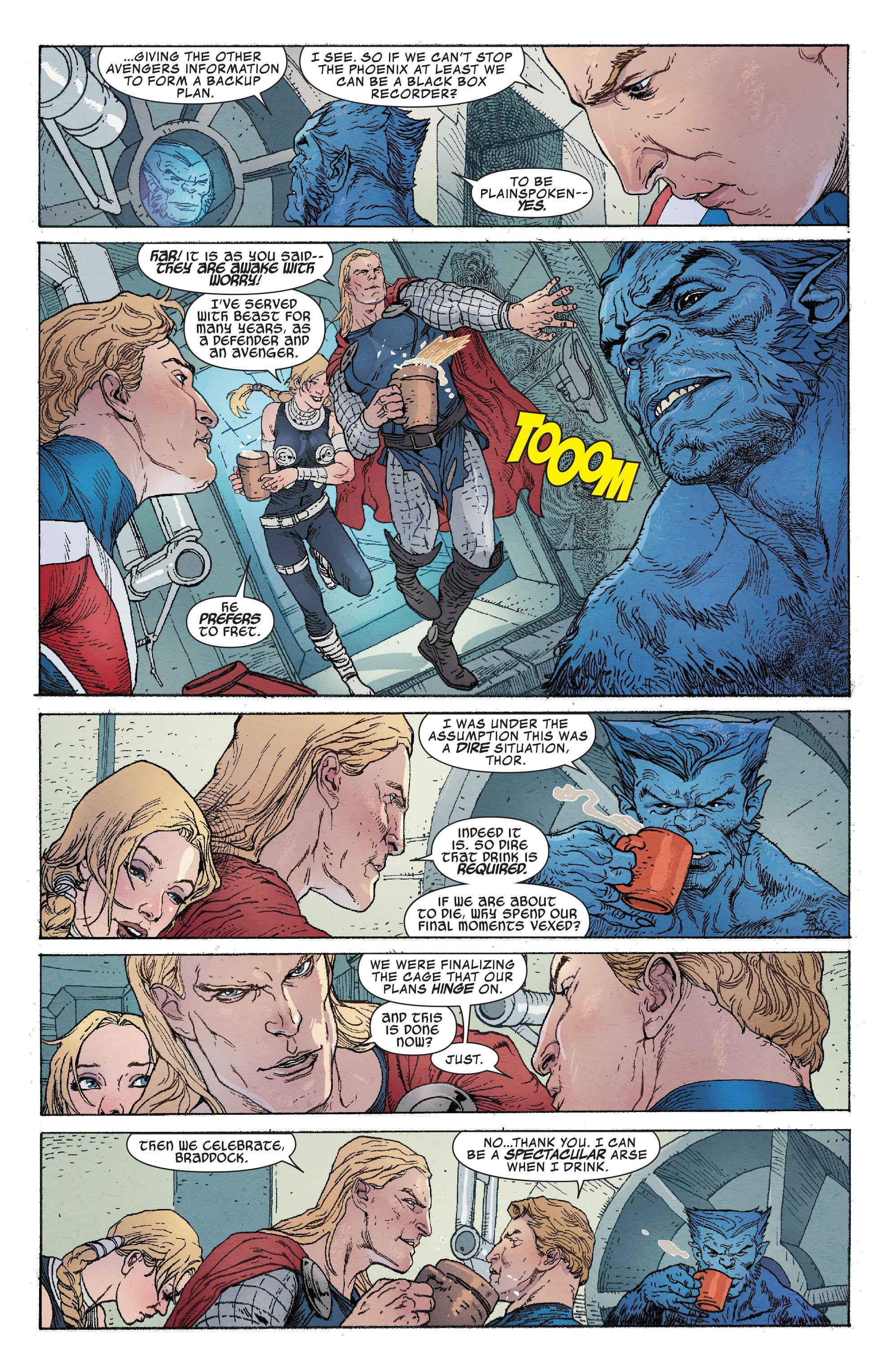 Read online Secret Avengers (2010) comic -  Issue #26 - 5