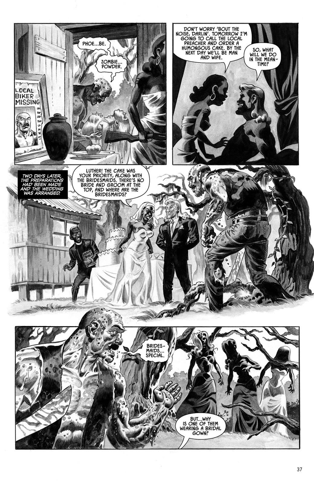 Creepy (2009) Issue #4 #4 - English 39