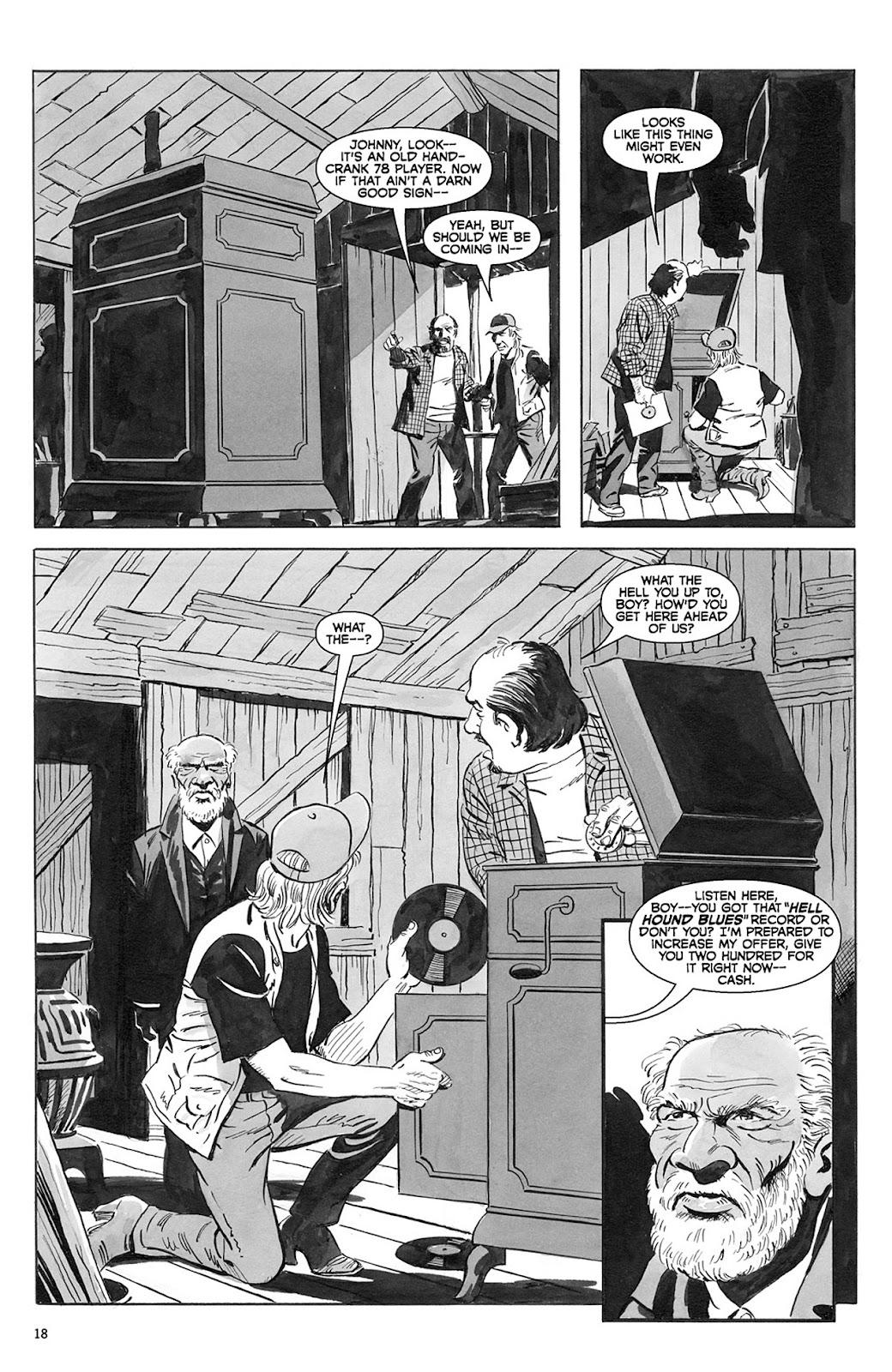 Creepy (2009) Issue #1 #1 - English 20