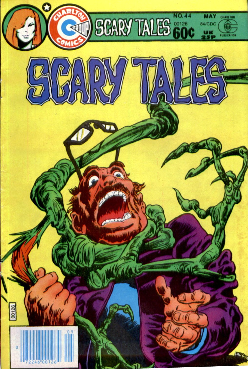 Read online Scary Tales comic -  Issue #44 - 1