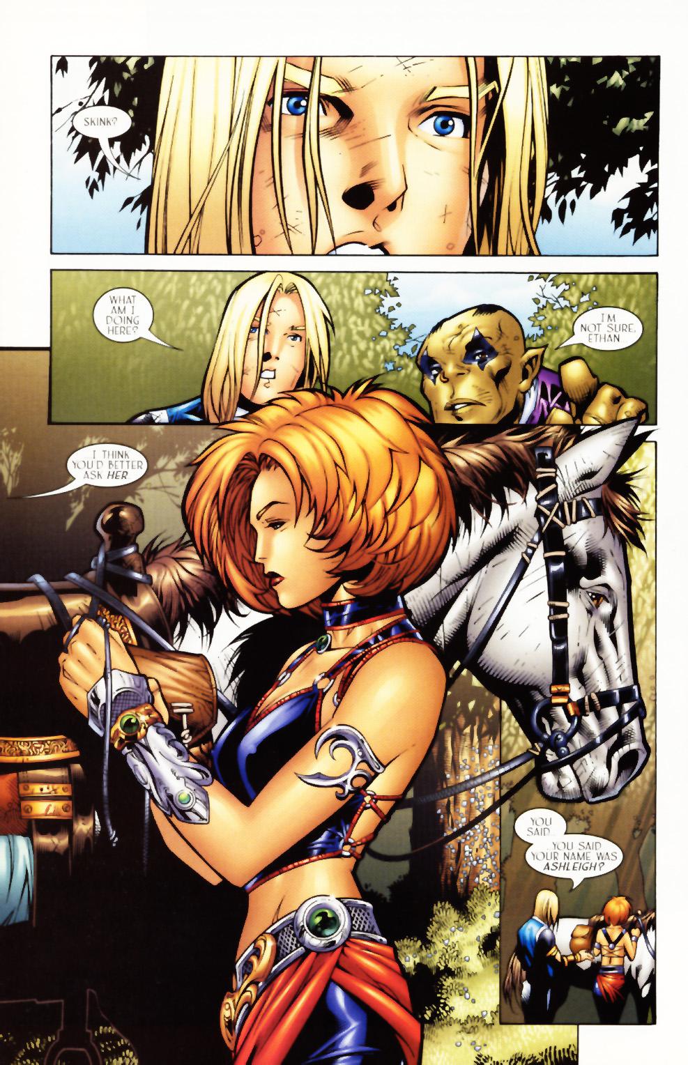 Read online Scion comic -  Issue #3 - 8