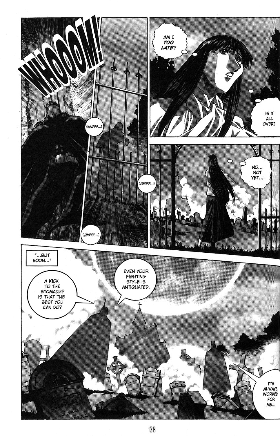 Read online Batman: Child of Dreams comic -  Issue # Full - 132