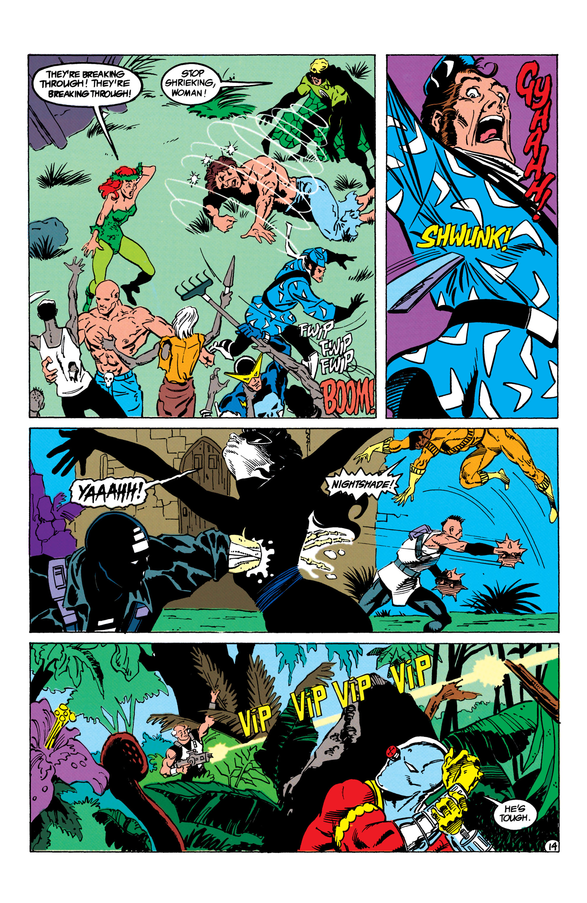 Read online Suicide Squad (1987) comic -  Issue #66 - 15