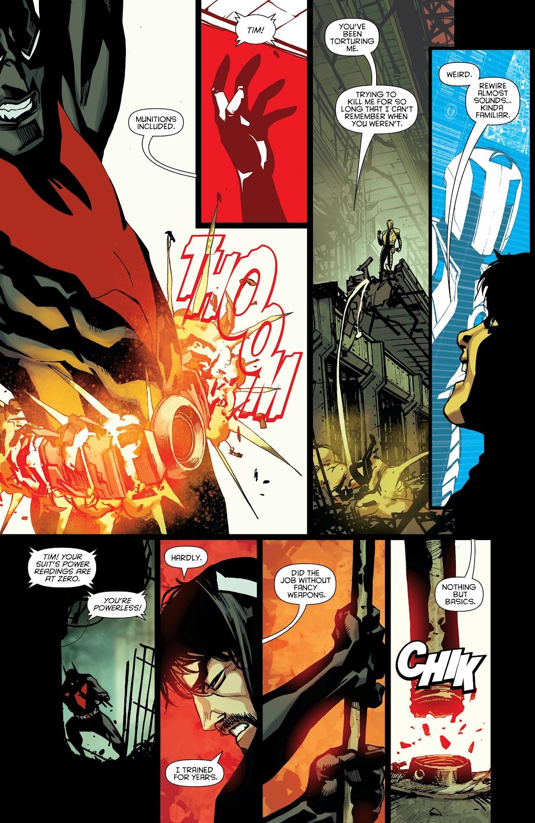 Batman Beyond (2015) Issue #15 #15 - English 15