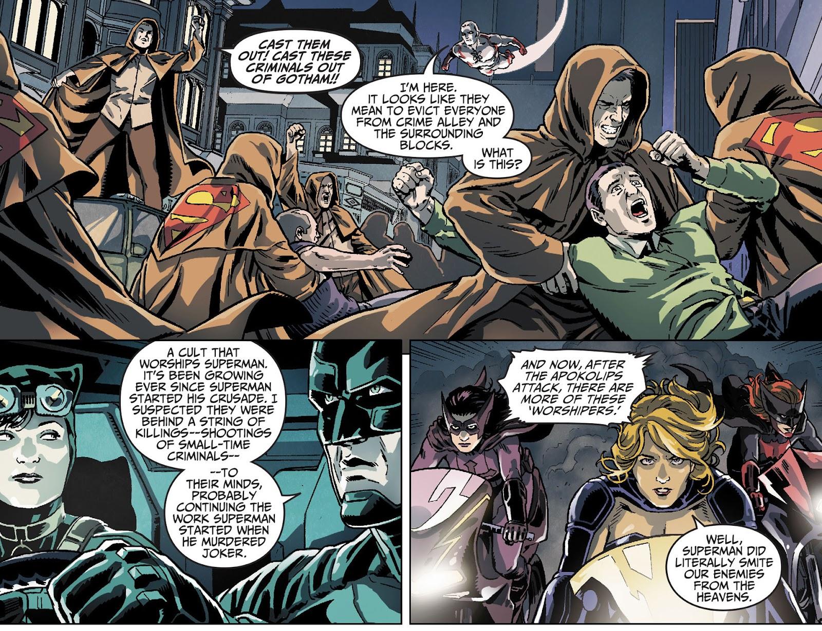 Injustice: Gods Among Us [I] Issue #25 #26 - English 15