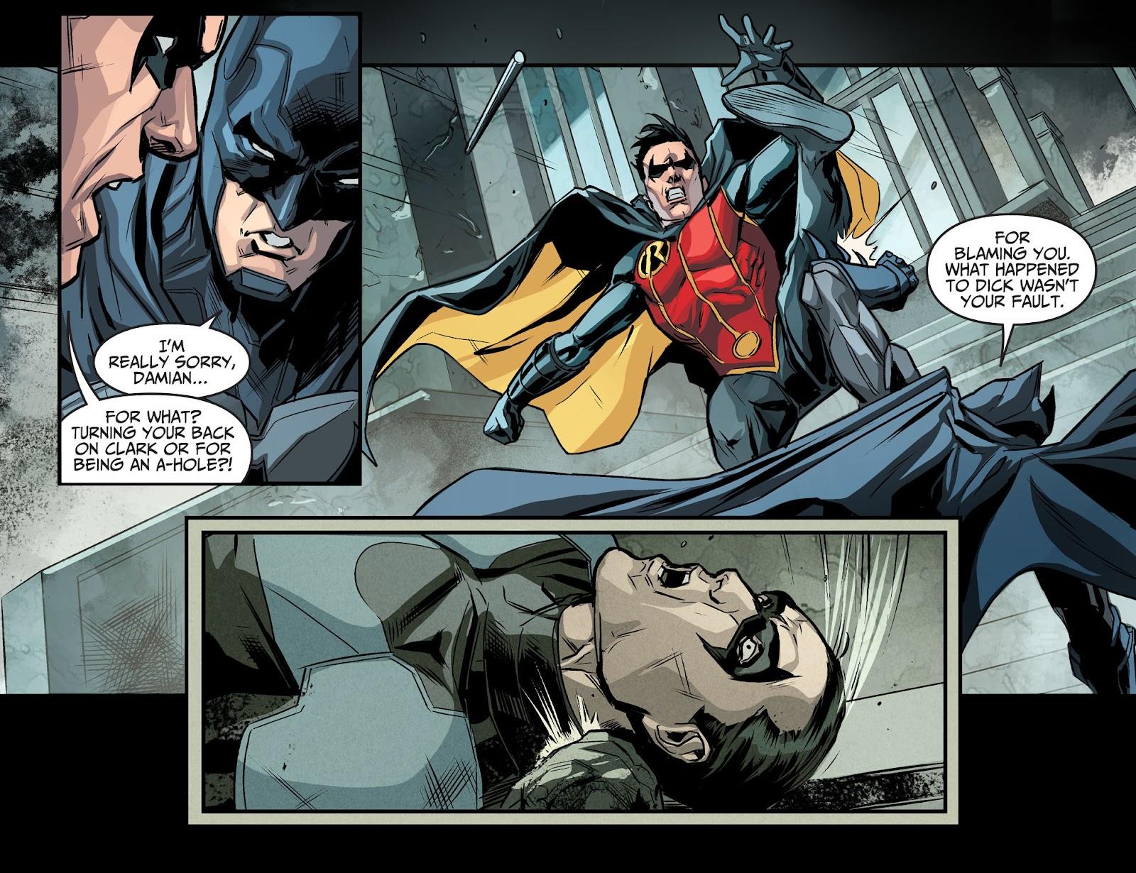 Injustice: Gods Among Us Year Four Issue #14 #15 - English 13