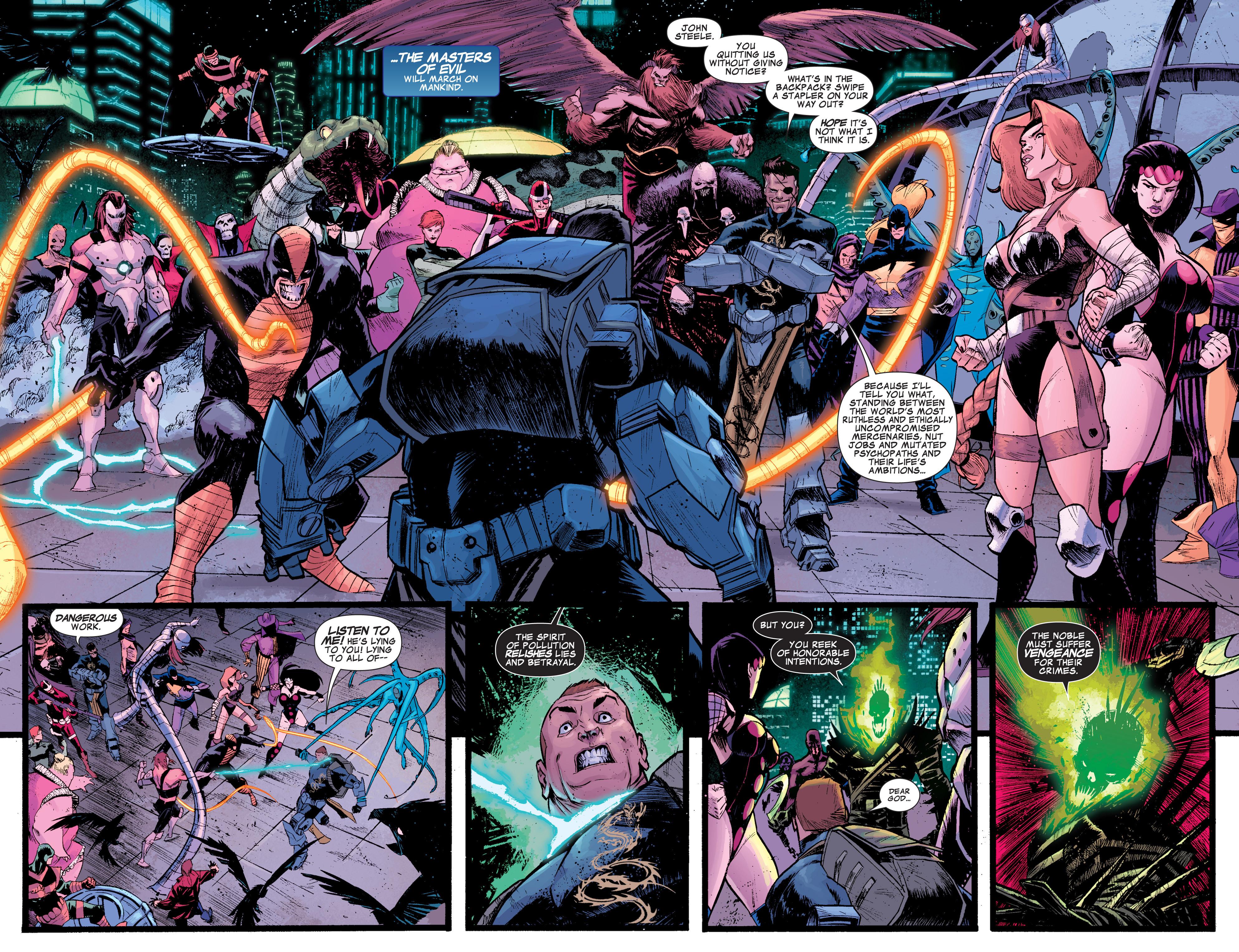 Read online Secret Avengers (2010) comic -  Issue #29 - 3