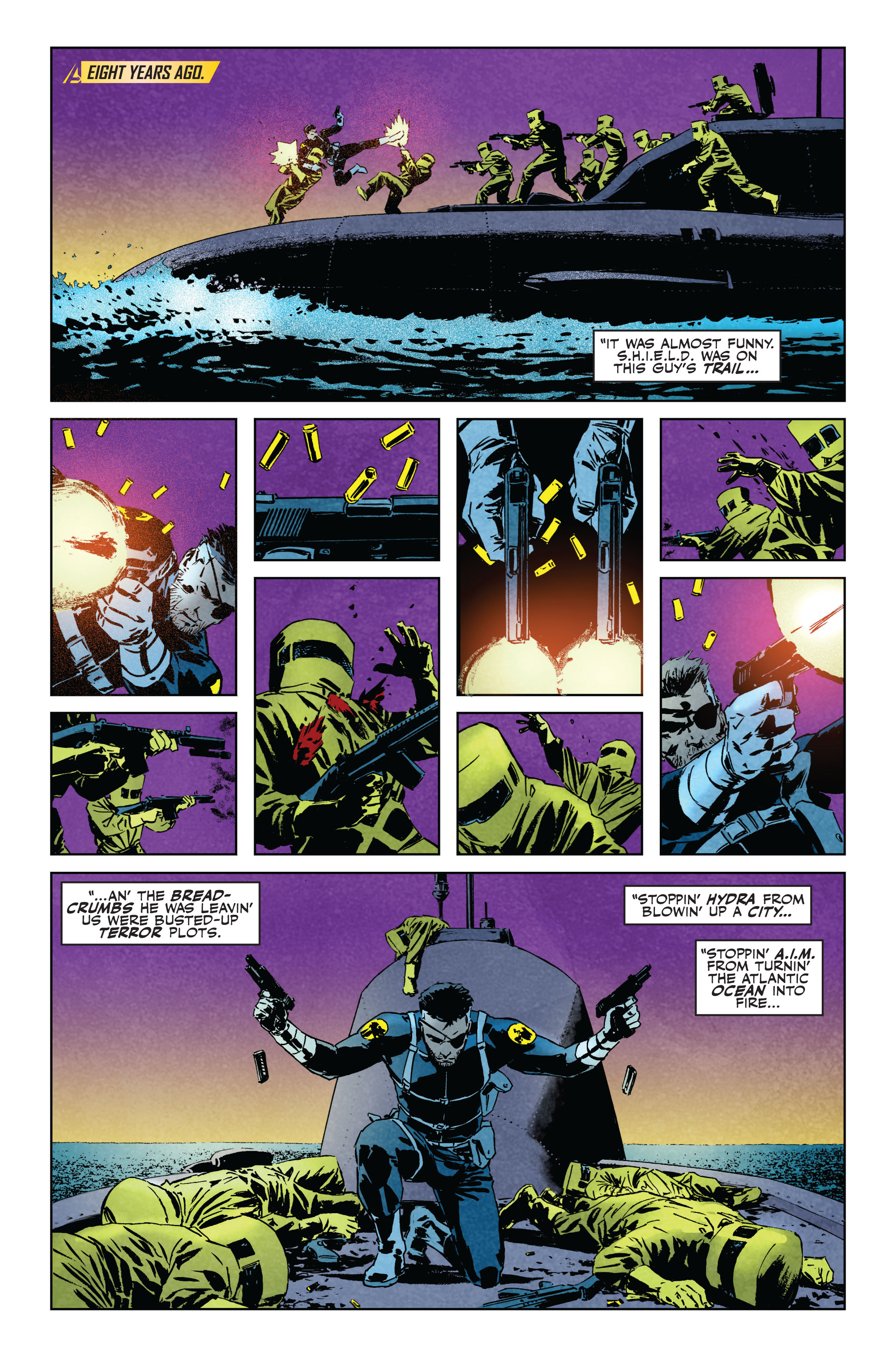Read online Secret Avengers (2010) comic -  Issue #5 - 14