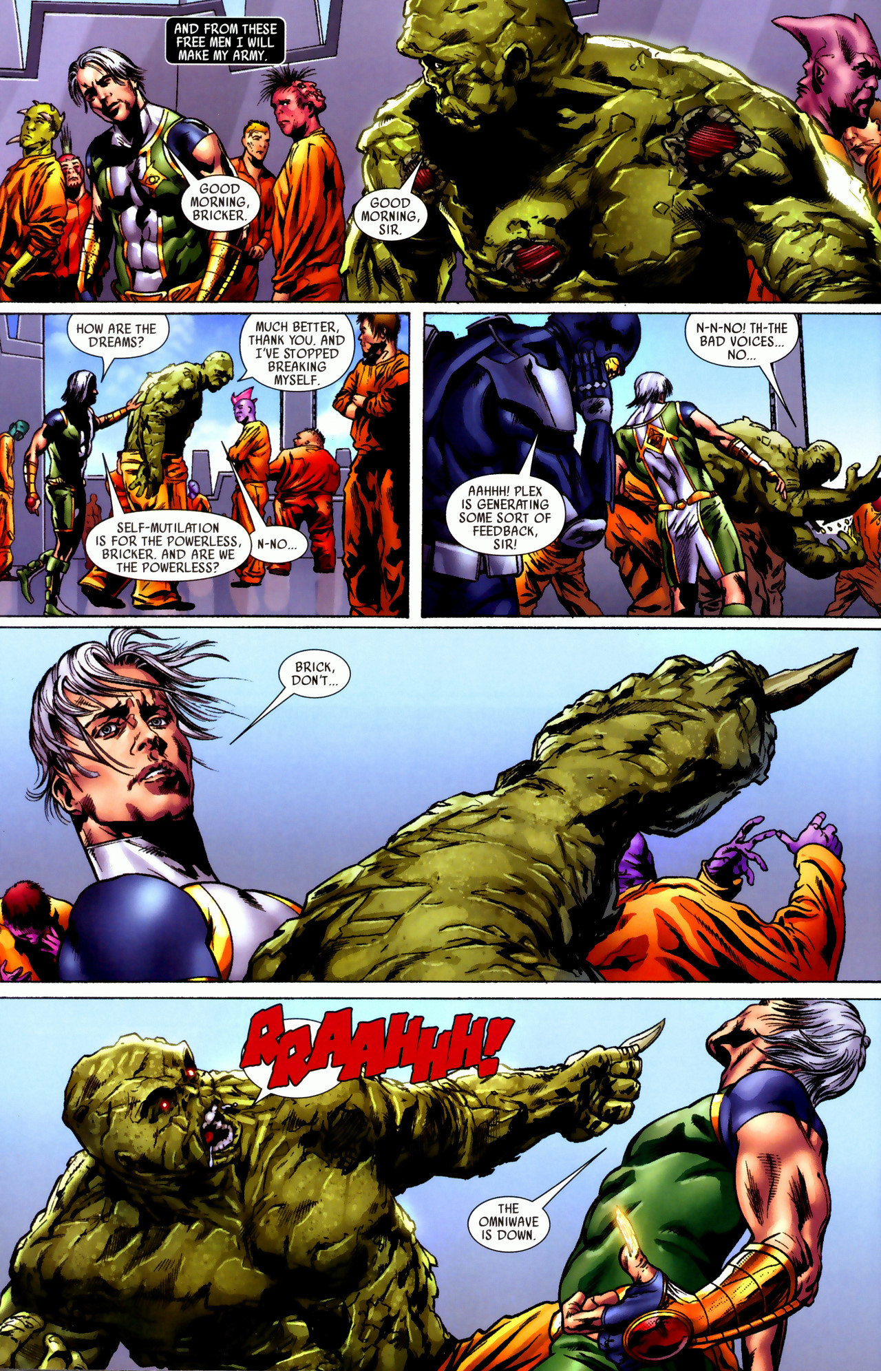 Read online Secret Invasion: Who Do You Trust? comic -  Issue # Full - 33