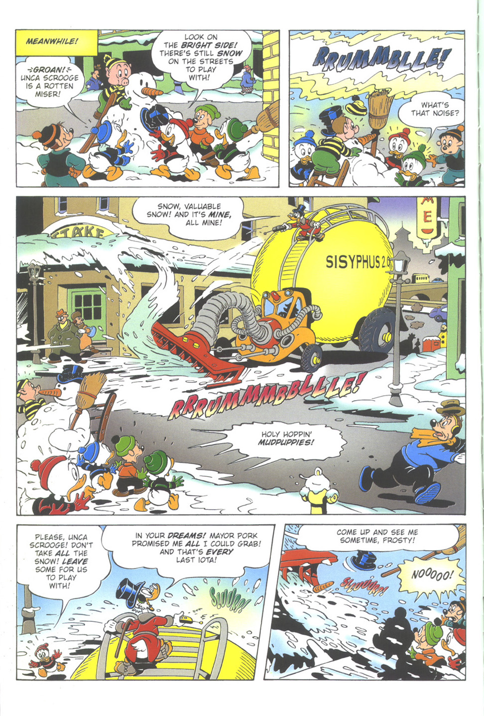 Uncle Scrooge (1953) Issue #351 #351 - English 62