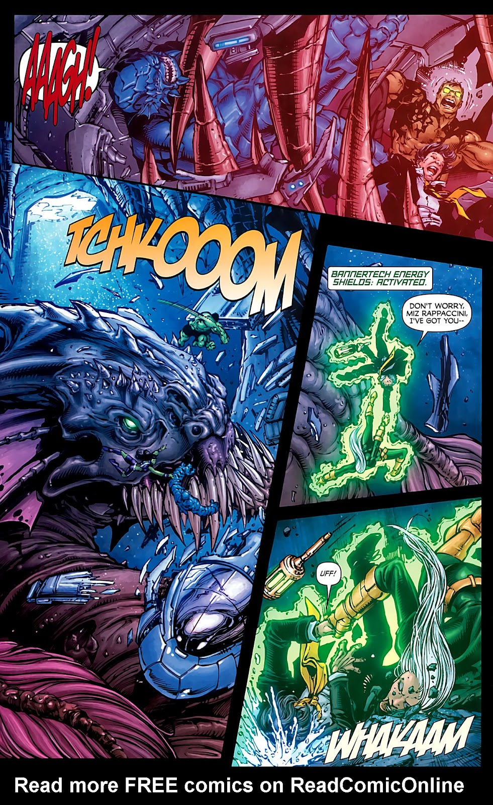 Incredible Hulks (2010) Issue #630 #20 - English 20