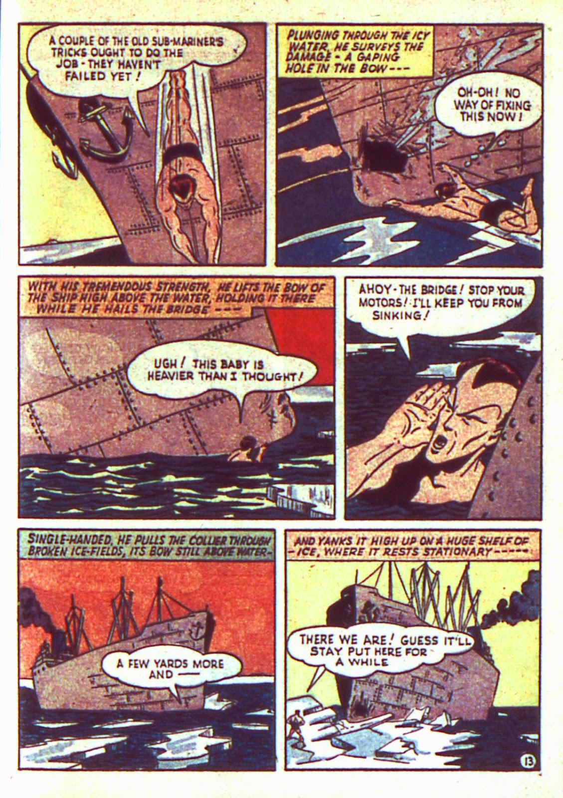 Sub-Mariner Comics Issue #2 #2 - English 15