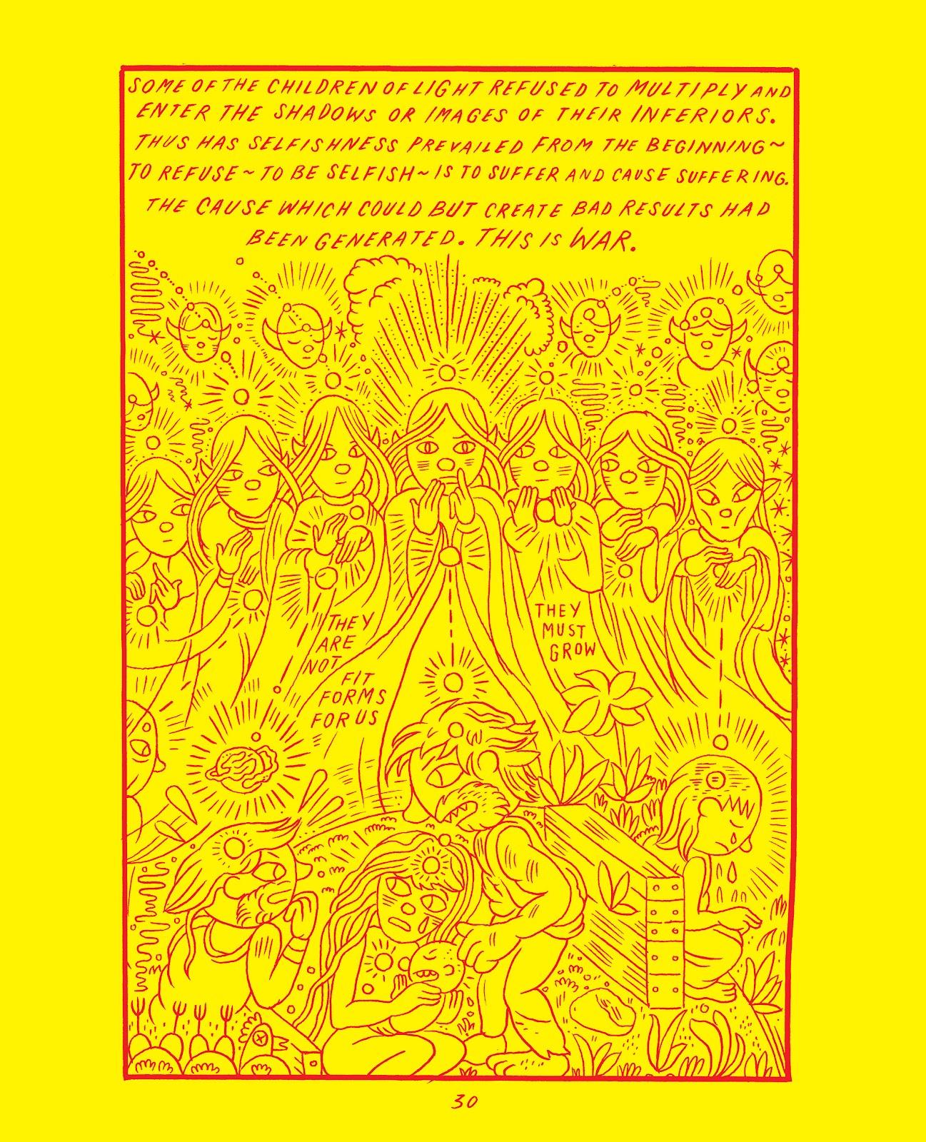 What Parsifal Saw TPB #1 - English 34
