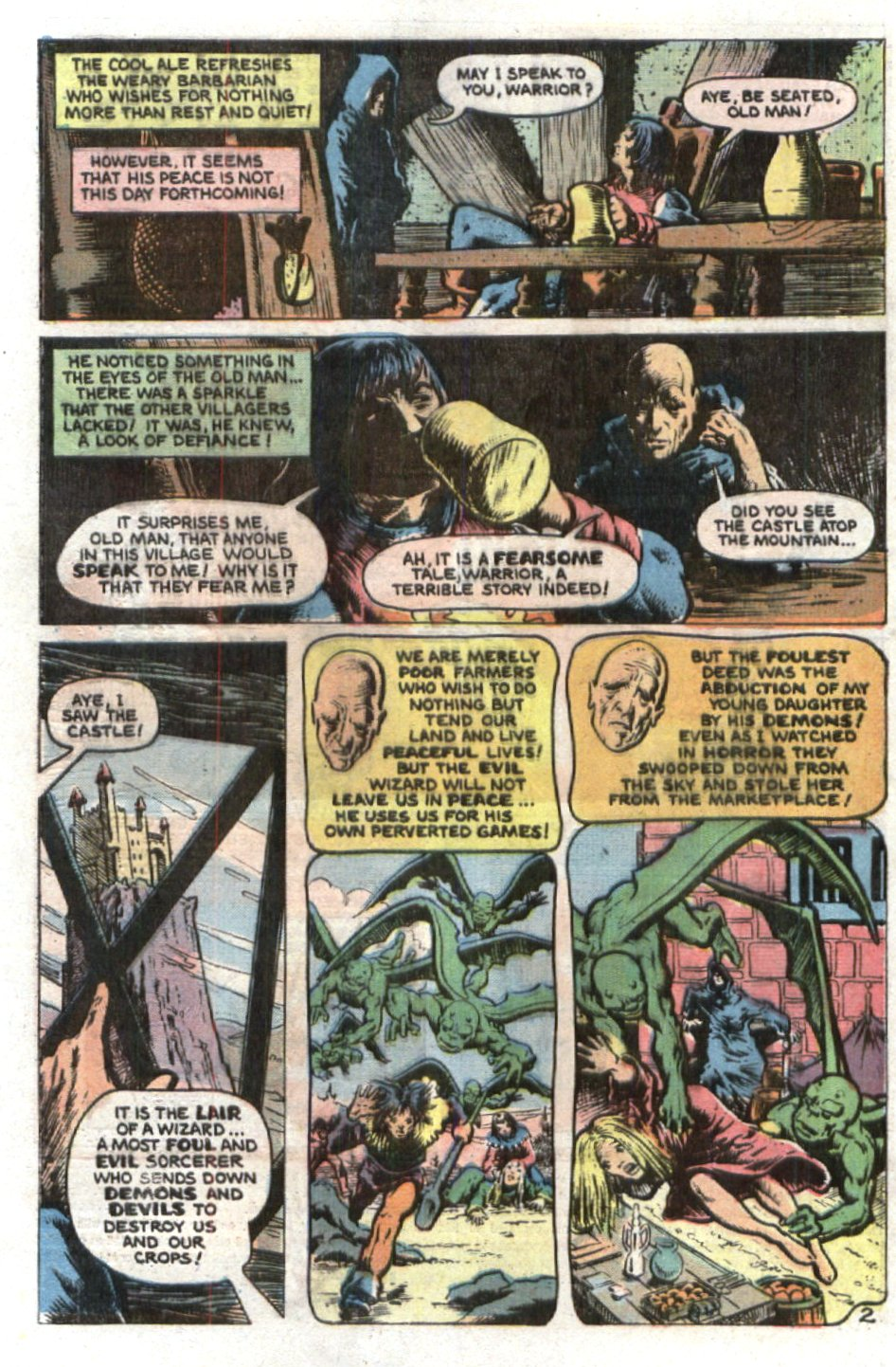 Read online Scary Tales comic -  Issue #24 - 4