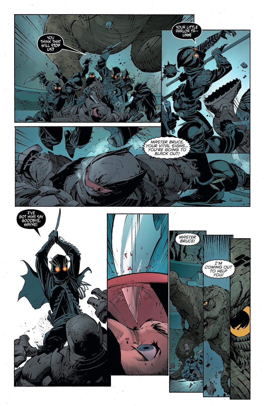 Batman (2011) Issue #9 #24 - English 12
