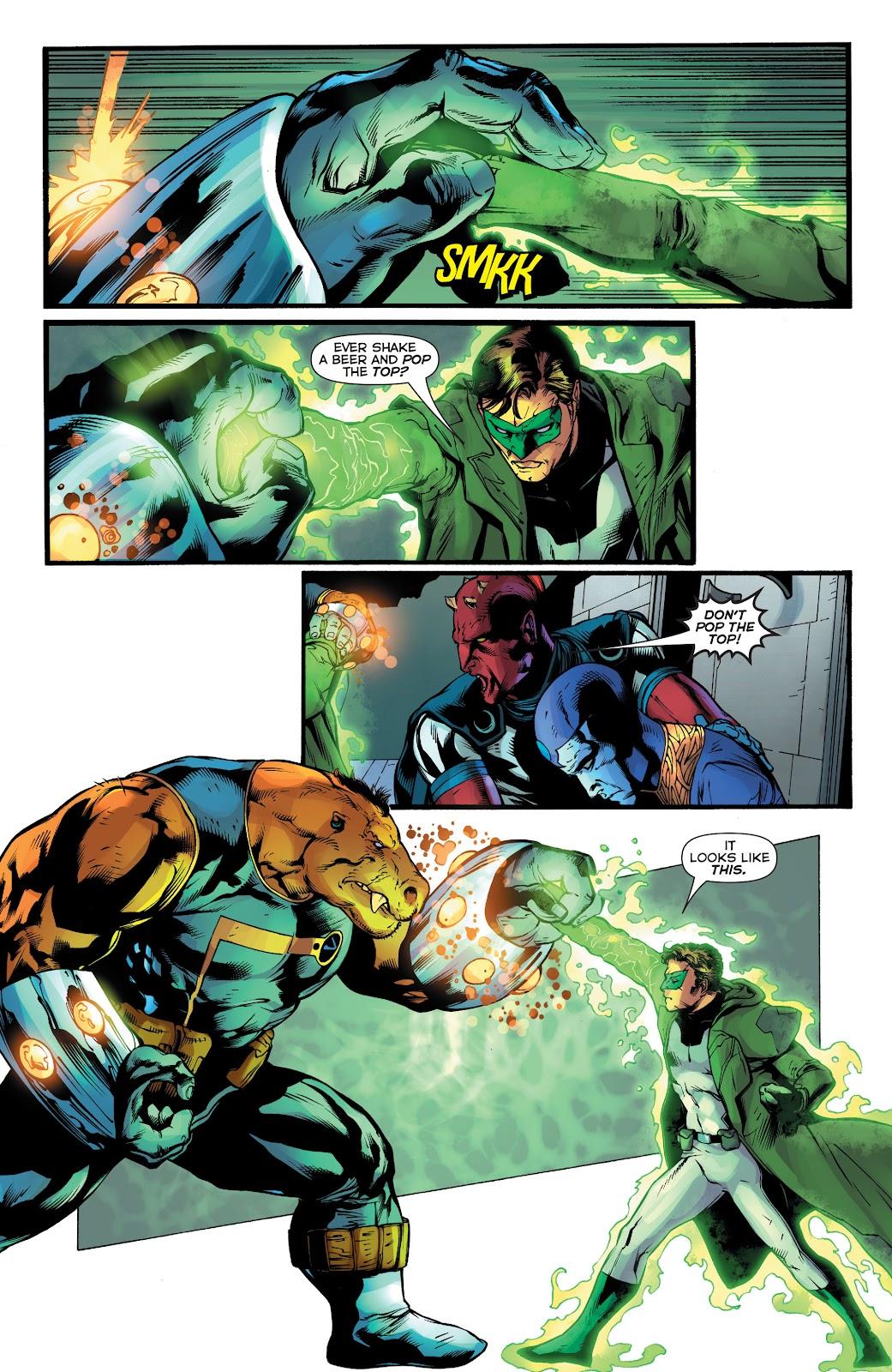 Green Lantern (2011) Issue #52 #61 - English 12