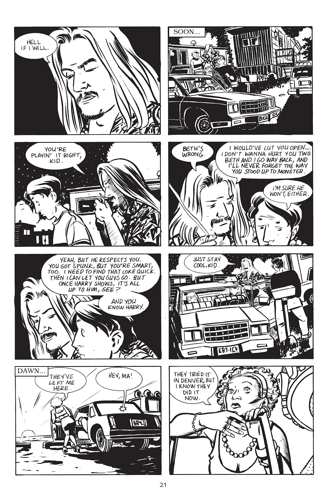 Stray Bullets Issue #14 #14 - English 23
