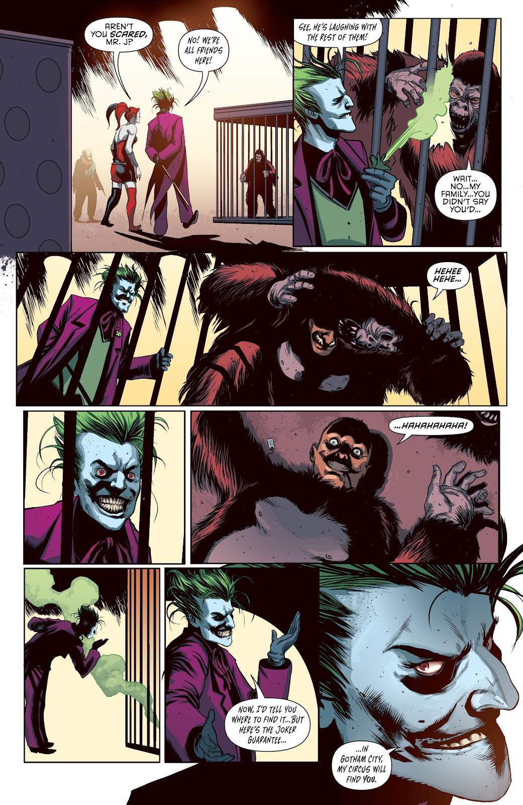 Batman (2011) Annual 3 #13 - English 4