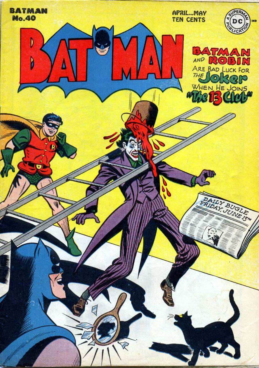 Batman (1940) 40 Page 1