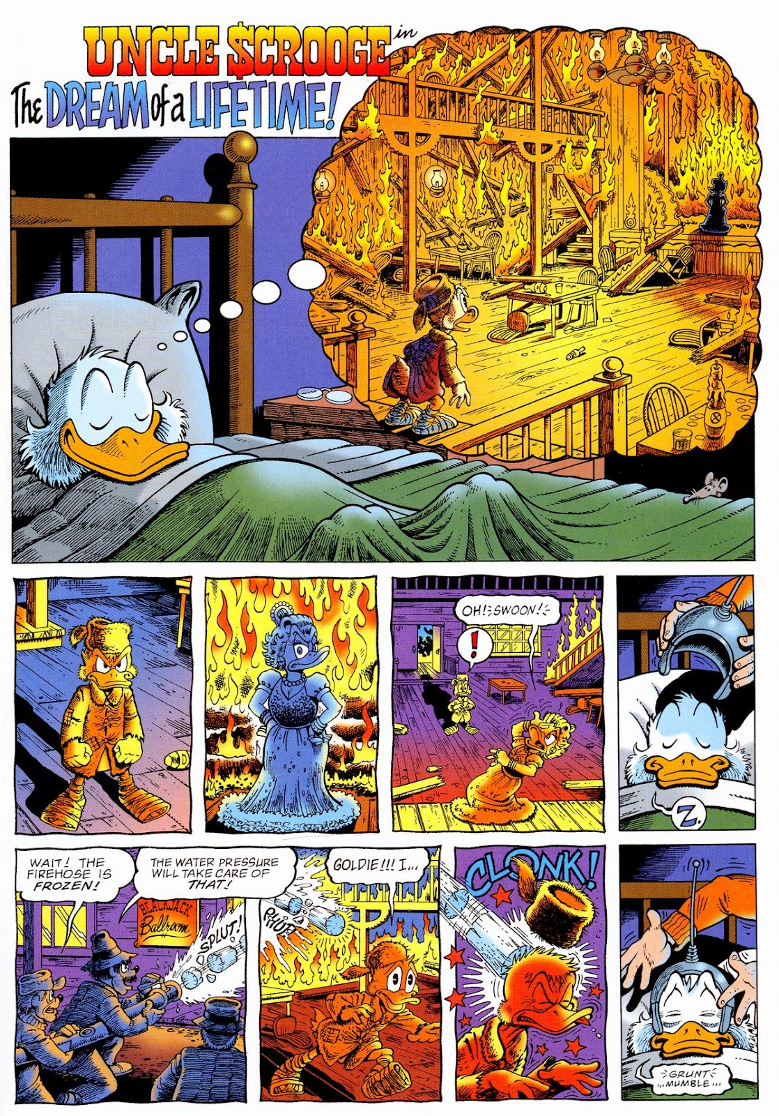Uncle Scrooge (1953) Issue #329 #329 - English 3