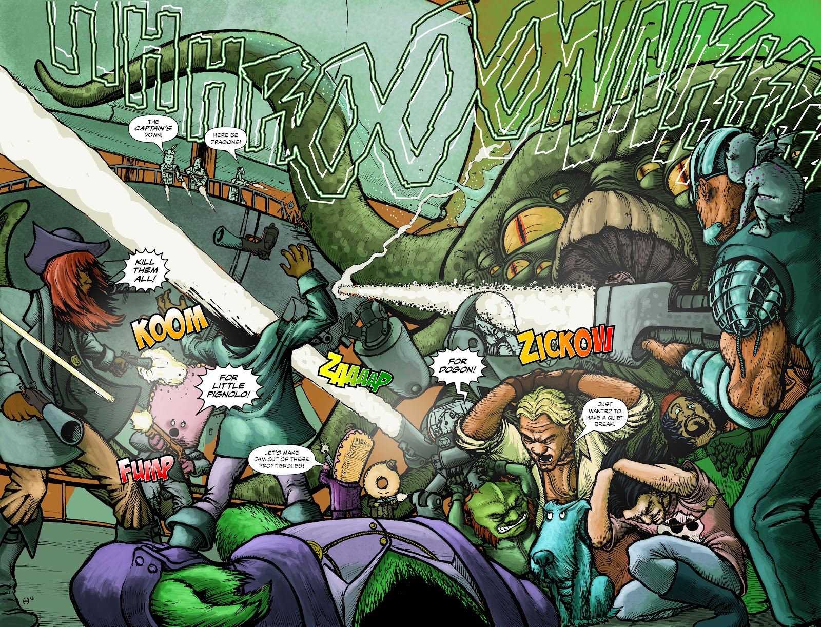 100% Biodegradable Issue #12 #12 - English 5