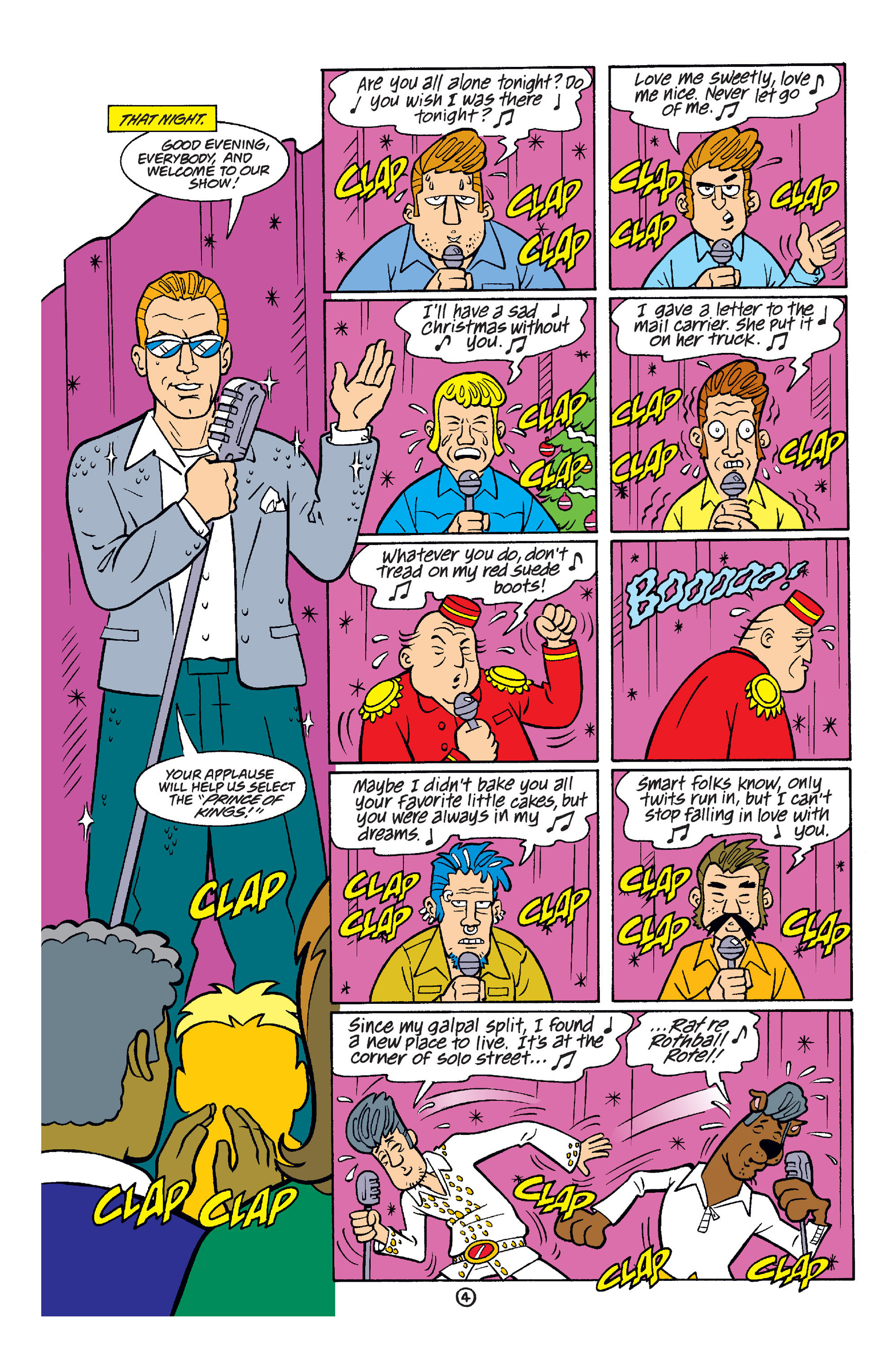 Read online Scooby-Doo (1997) comic -  Issue #34 - 17