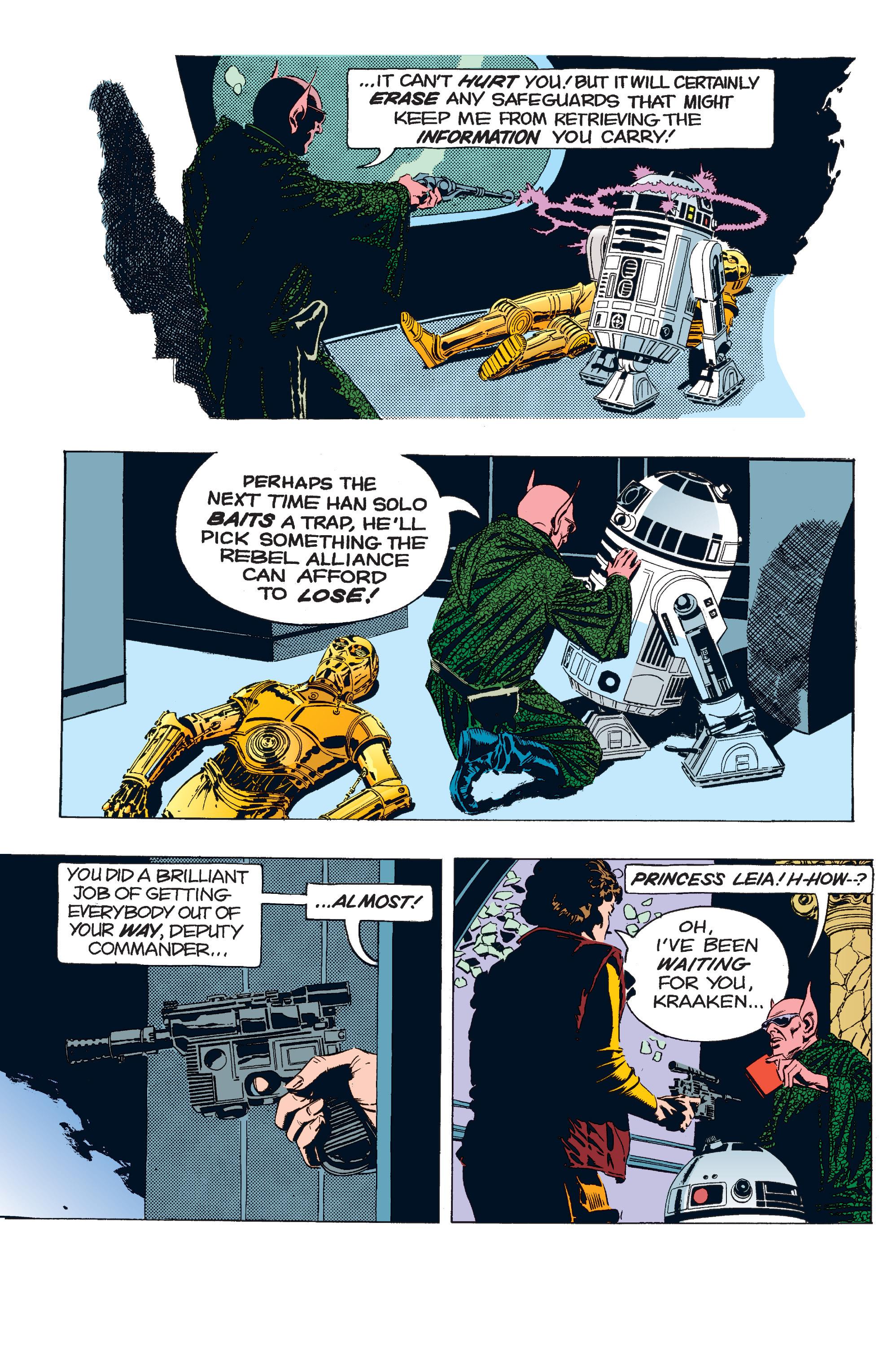 Classic Star Wars #8 #8 - English 12