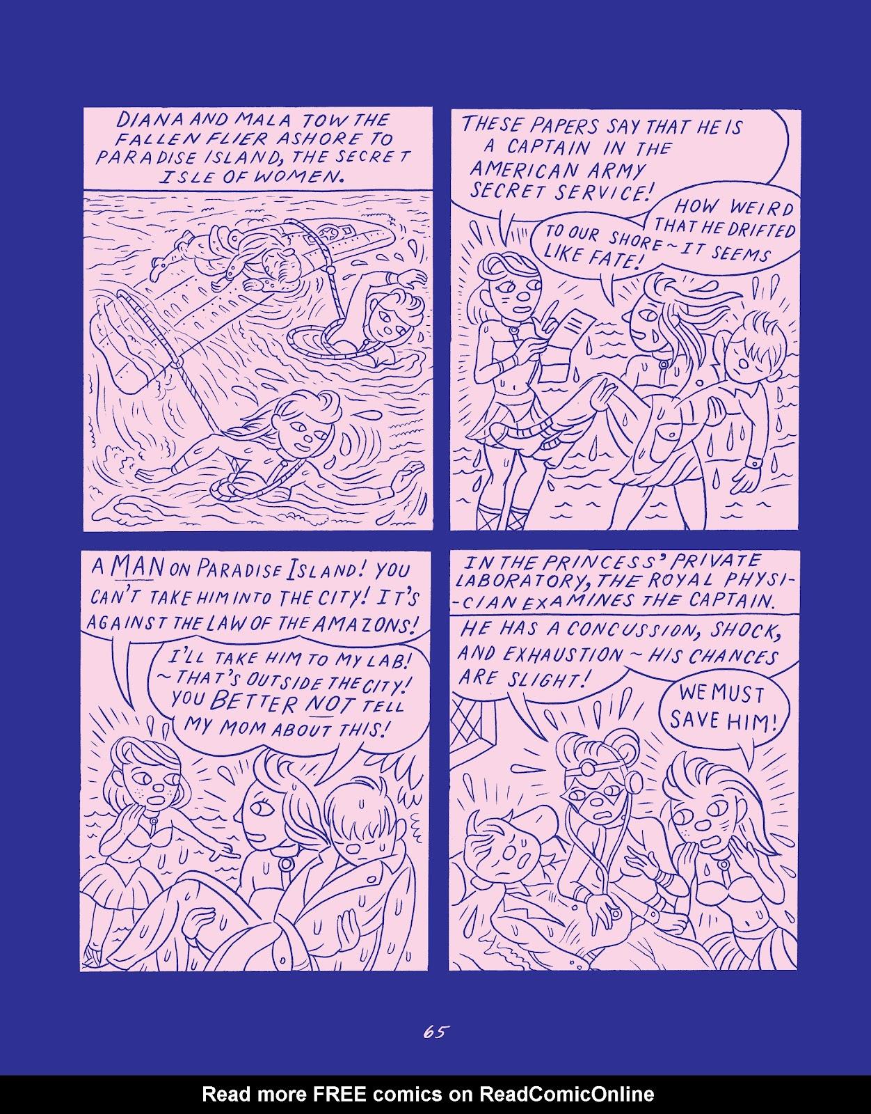 What Parsifal Saw TPB #1 - English 69