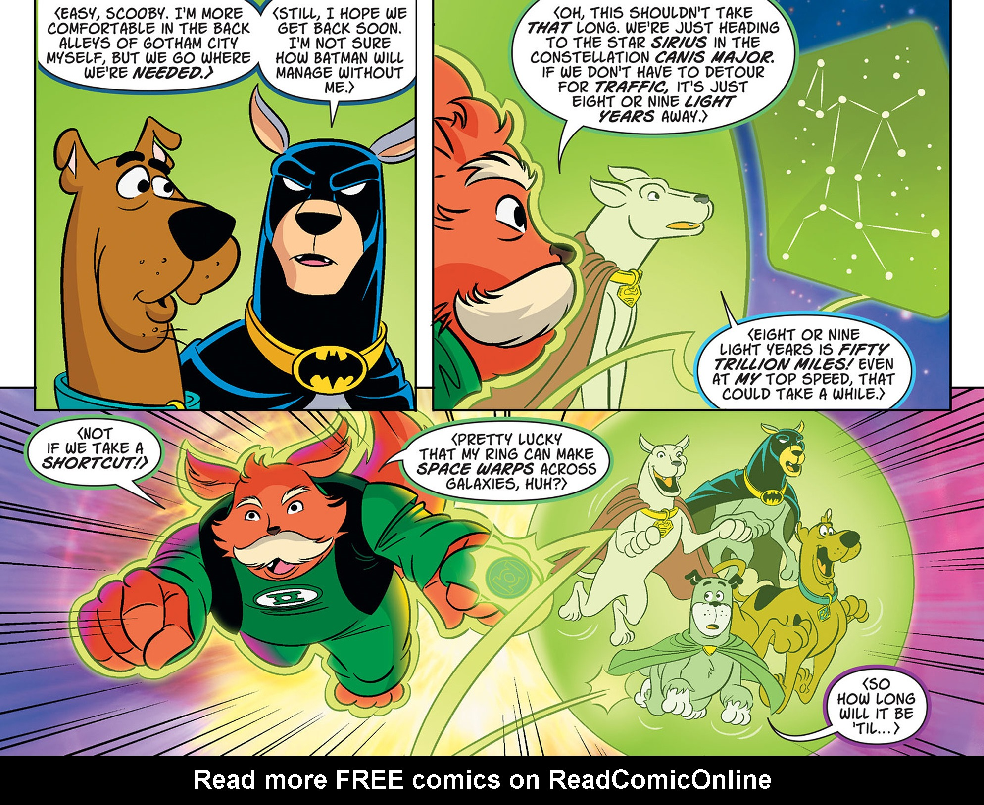 Read online Scooby-Doo! Team-Up comic -  Issue #35 - 13