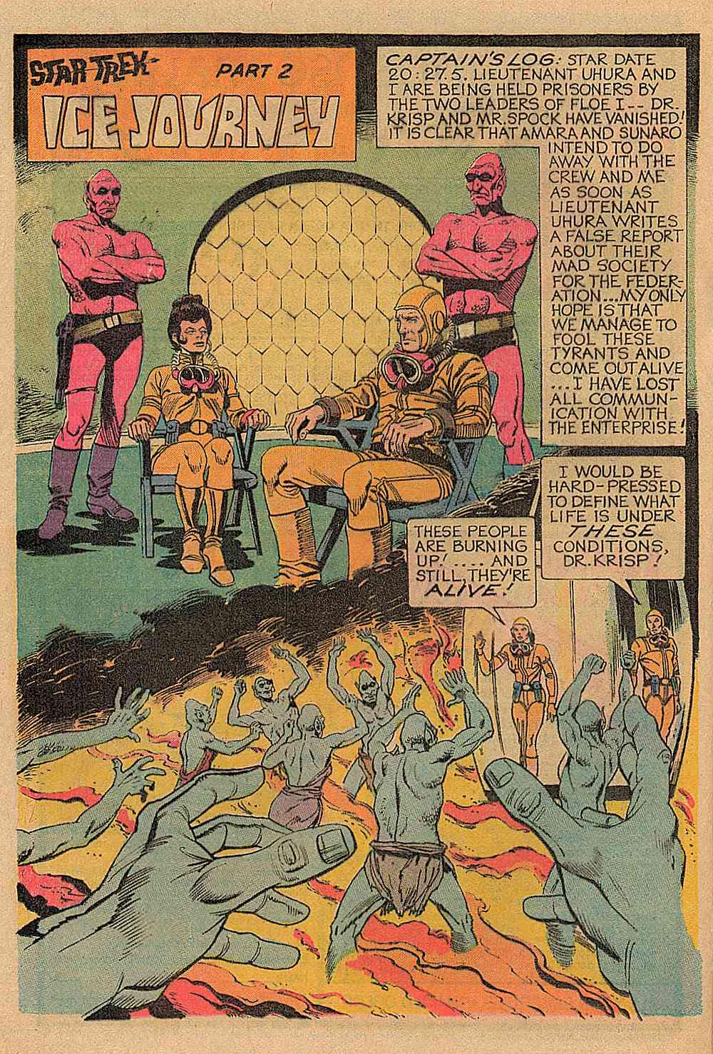 Star Trek (1967) Issue #27 #27 - English 15