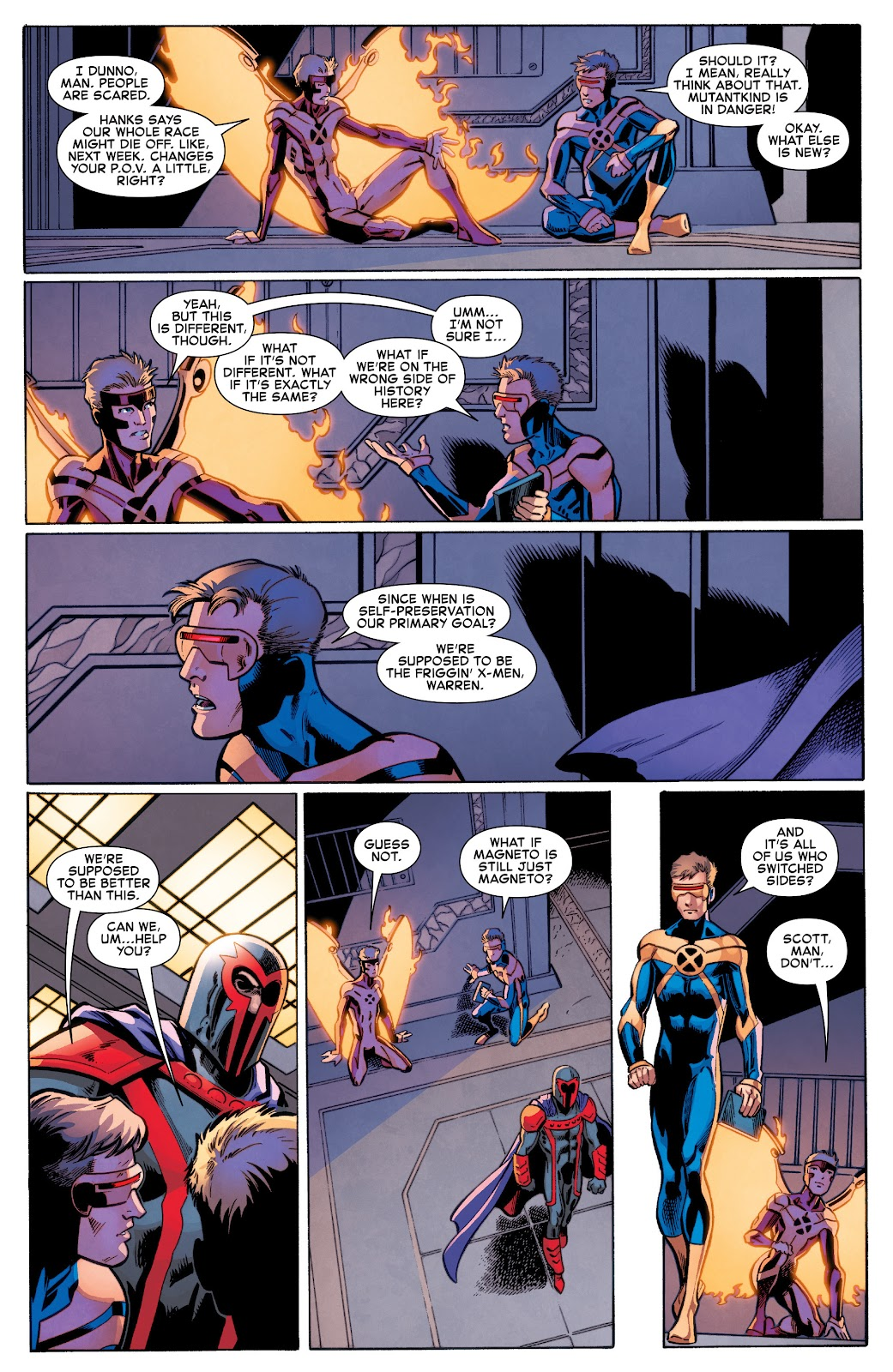 All-New X-Men (2016) Issue #18 #20 - English 15