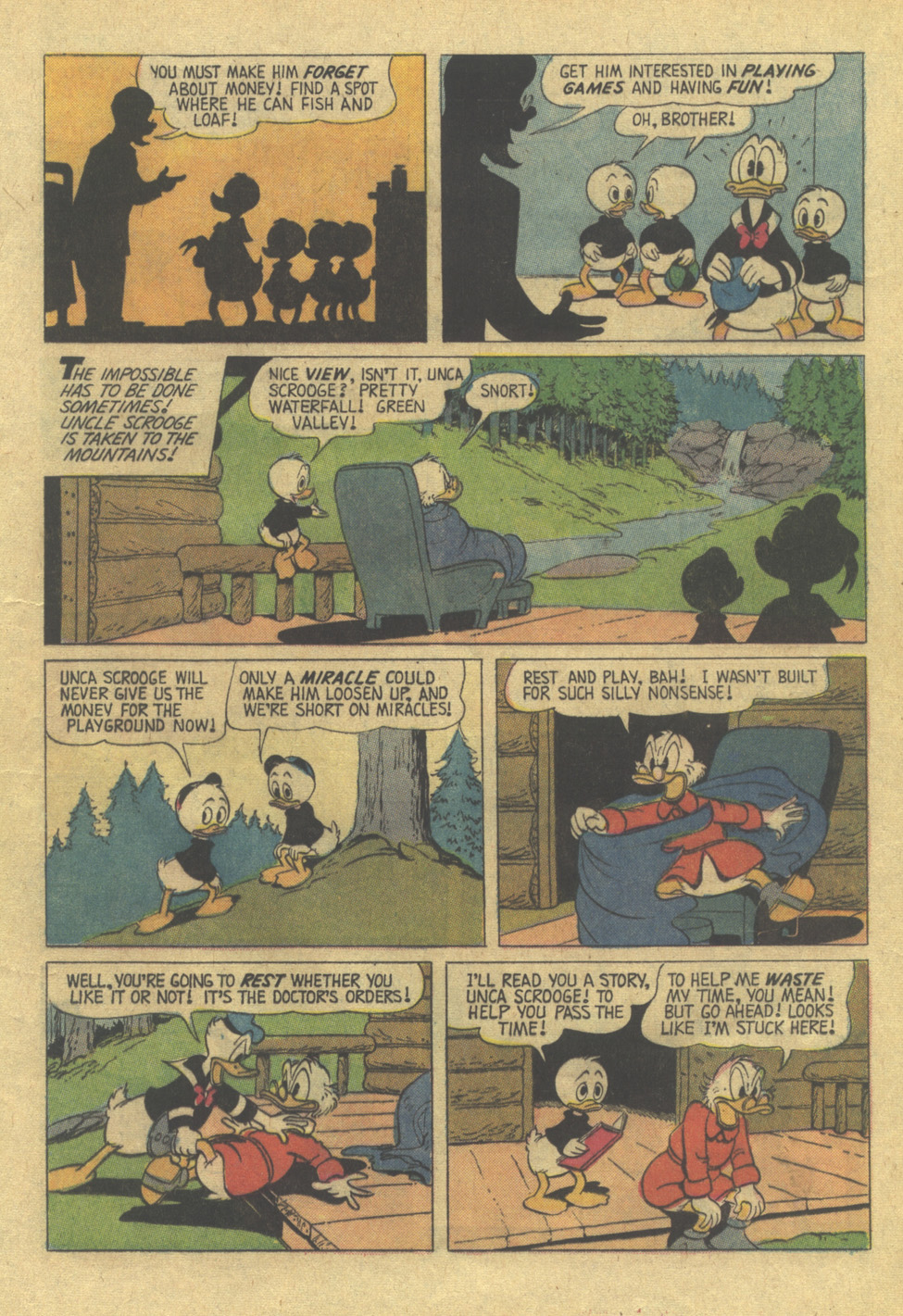 Uncle Scrooge (1953) Issue #110 #110 - English 13