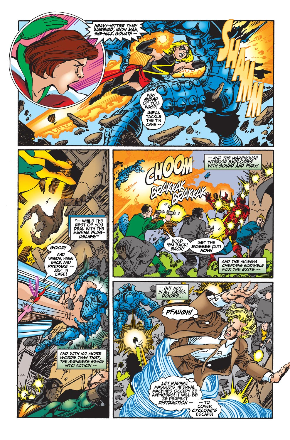 Avengers (1998) 31 Page 18