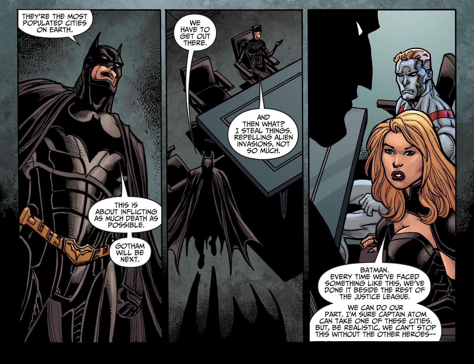 Injustice: Gods Among Us [I] Issue #23 #24 - English 14