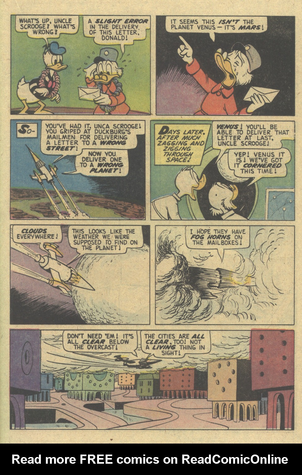 Uncle Scrooge (1953) Issue #154 #154 - English 15