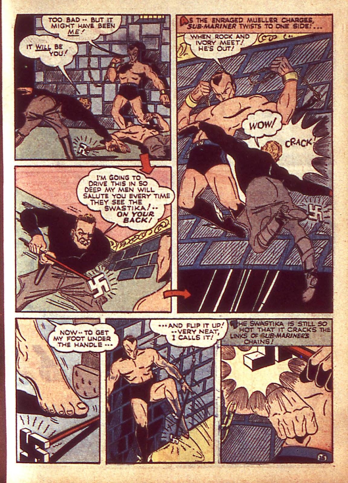 Sub-Mariner Comics Issue #3 #3 - English 18