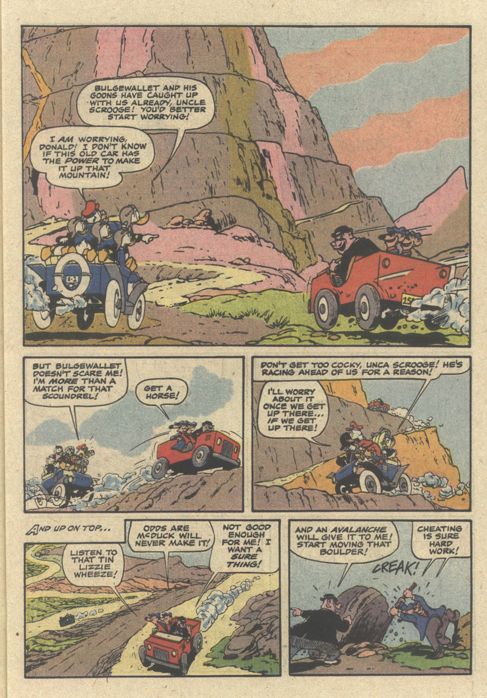 Uncle Scrooge (1953) Issue #239 #239 - English 15