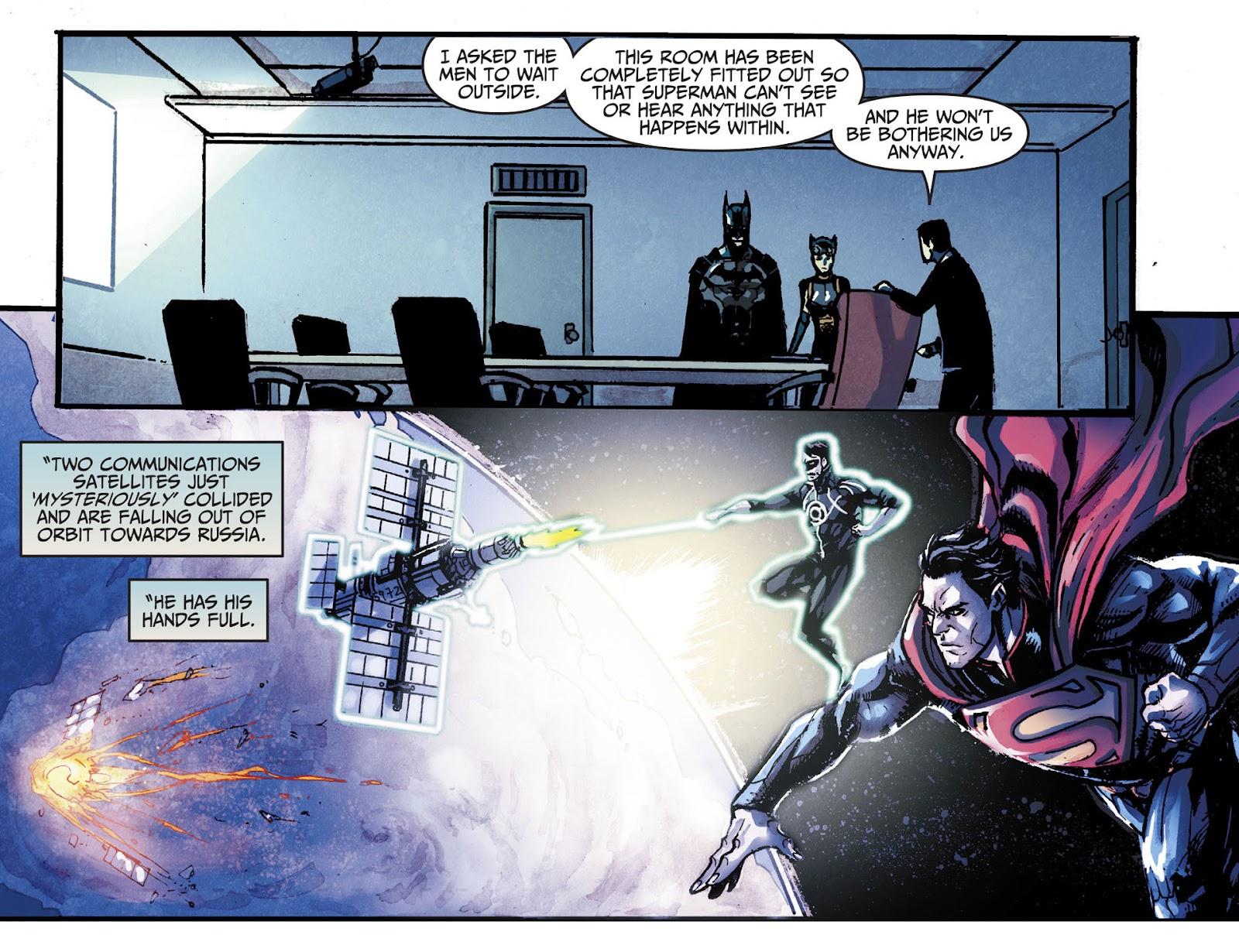Injustice: Gods Among Us [I] Issue #18 #19 - English 7