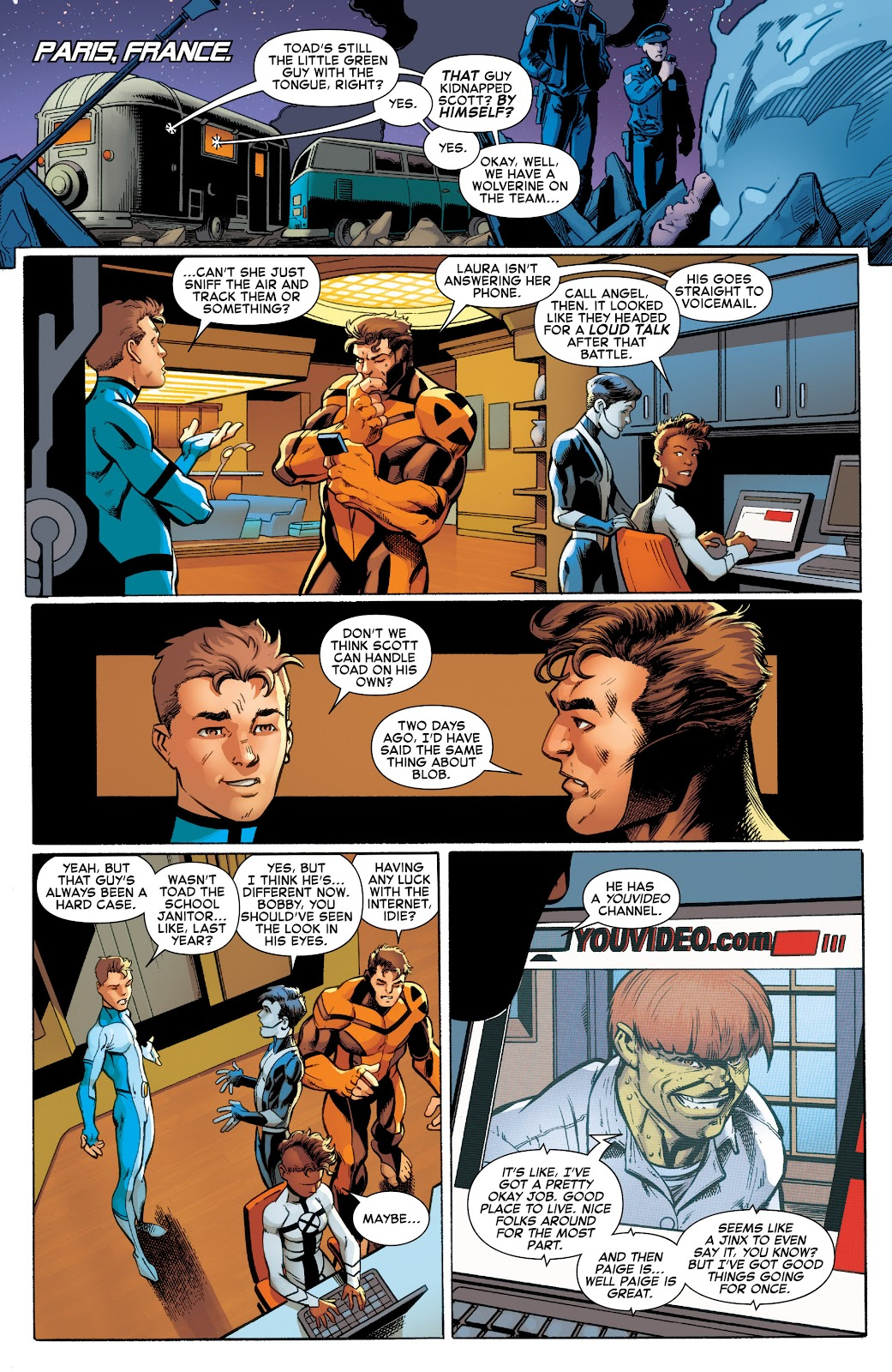 All-New X-Men (2016) Issue #7 #9 - English 3