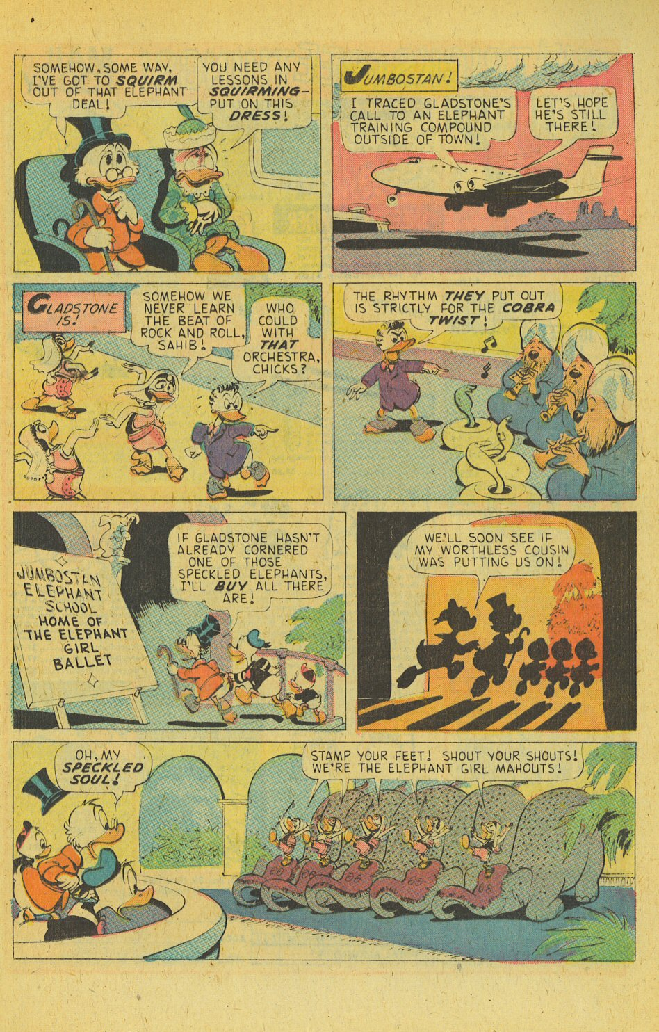 Uncle Scrooge (1953) Issue #118 #118 - English 13
