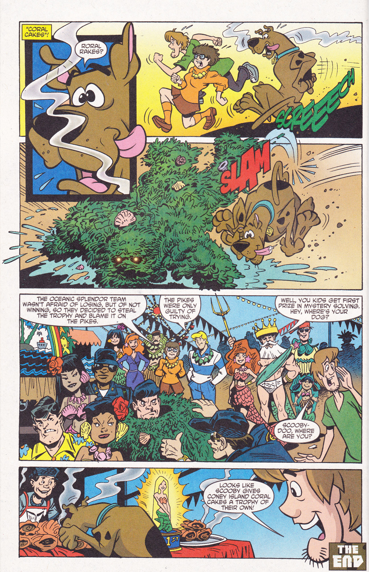 Read online Scooby-Doo (1997) comic -  Issue #109 - 10