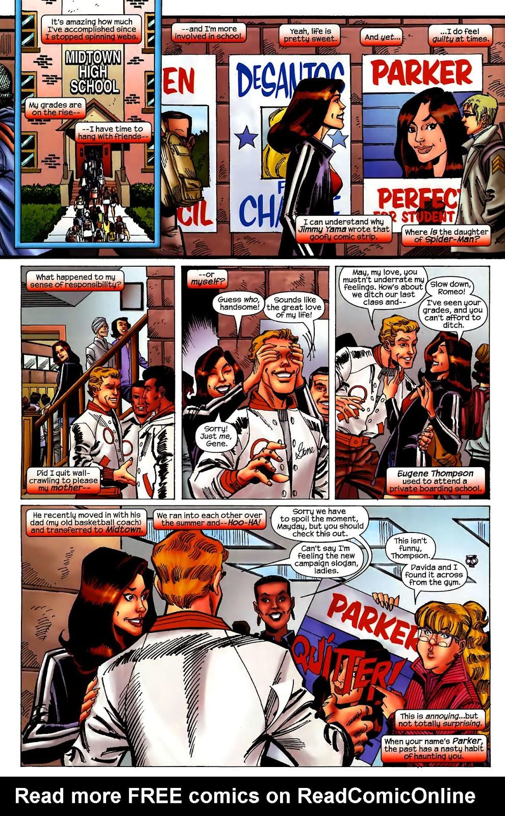 Amazing Spider-Girl Issue #1 #2 - English 7