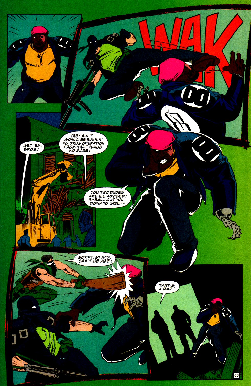 Chain Gang War 2 Page 22