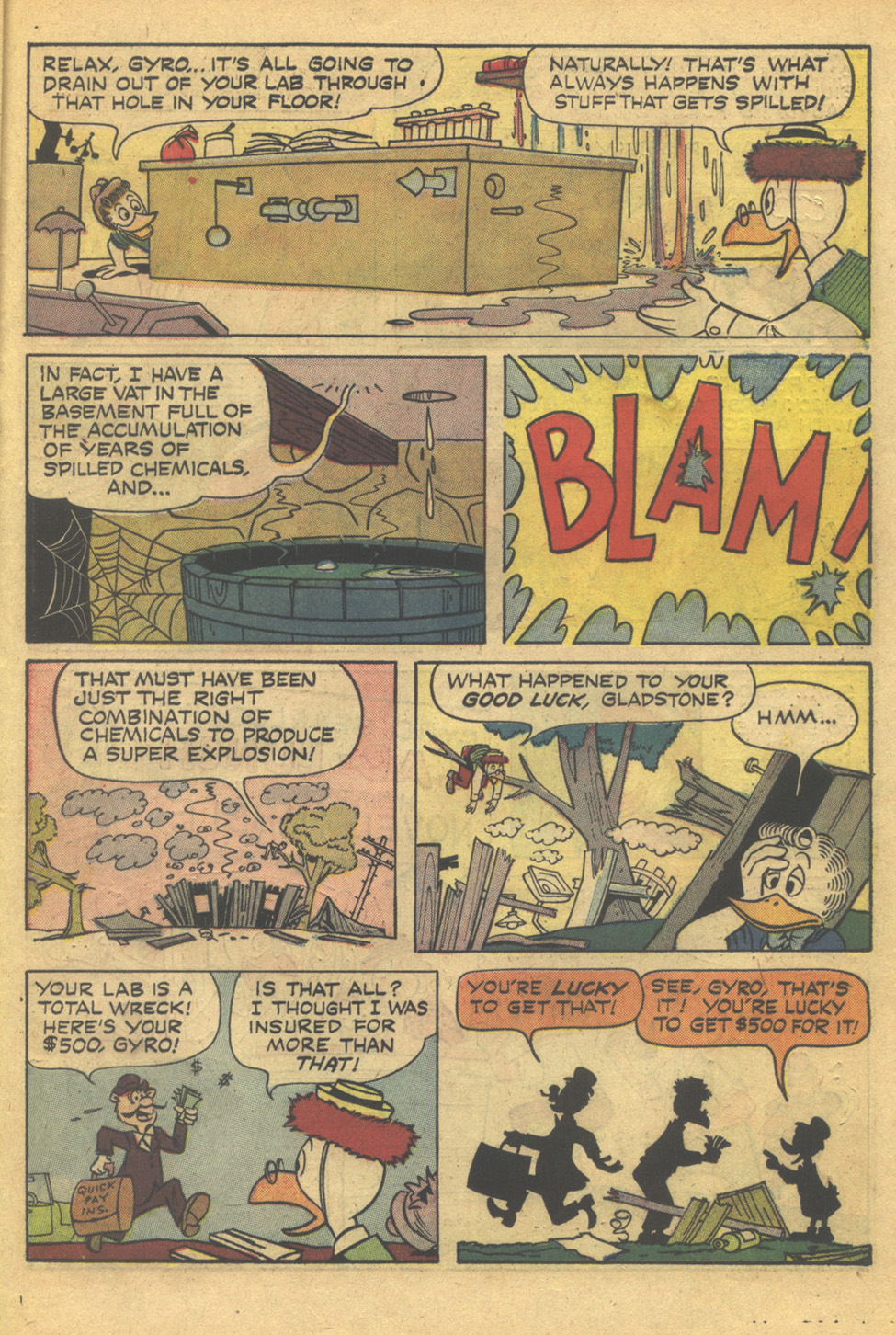 Uncle Scrooge (1953) Issue #77 #77 - English 18