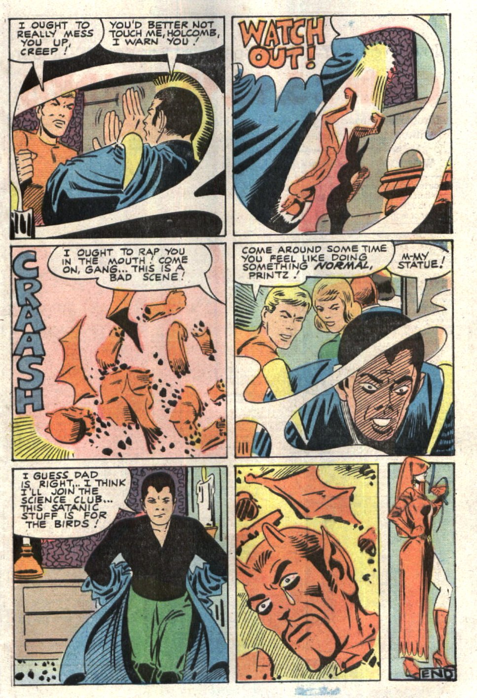 Read online Scary Tales comic -  Issue #24 - 13
